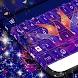 Mardi Gras Keyboard Theme by T-Me Design Studio