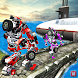 Underwater Robot Transform Future Transport Game by Warm Milk Productions