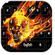 Hell Skull Skeleton Typewriter by live wallpaper collection