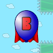 Flappy Cape - Super Balloony by David Monical