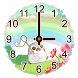 Pesoguin Paper Clocks Widget by peso.apps.pub.arts