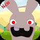Rabbit Road Adventure Skater by ProGame3D