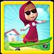 Skater Masha Adventure by devone212