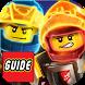 Guide LEGO NEXO KNIGHTS - MERLOK 2.0 by thomas rice