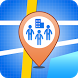 Employee Location - tracking, real-time by CoreModeling