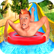 Water Slide Park Racing Adventure by Real Games Studio - 3D World