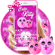 ????Lovely Kitty Theme???? by The Best Android Themes