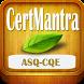 ASQ Quality Engineer Cert Prep by CertMantra