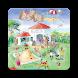 Bende op de camping! by Stichting Musicals voor Onderwijs en Educatie