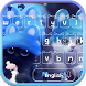 Love kitty Keyboard Theme by Fly Liability Themes