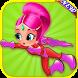 shimmer super girl magic by adeltopro