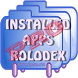 Installed Apps Rolodex Pro by wildroid