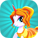 My Princess Little Ponies Pet by KidsDressupSalon Inc
