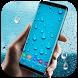 Running Waterdrops Live Wallpaper by Weather Widget Theme Dev Team