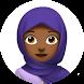 Tutorial Hijab Segi Empat Terbaru by Totoro Dev