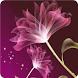 Pink Flower Typewriter by Keyboard Creative Park