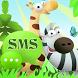Animals Theme GO SMS Pro by Workshop Theme