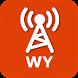 Wyoming Radio Stations by Eneas Gesing