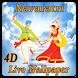 4D Navaratri Live Wallpaper by Amazing Night Riders