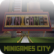 Map Minigames City For MCPE by PE Map Studio