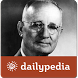 Napoleon Hill Daily by Dailypedia
