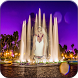 Water Fountain Photo Frames by Sky Studio App