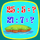 Division Math (kids math) free by Andela ICT