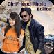Girlfriend Photo Editor : Photo With Girlfriend by Green.Studio