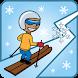 ZigZag Snow Ski by Alino Games