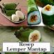Resep Lemper Mantap