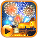 Fireworks Live Wallpaper by Weather Widget Theme Dev Team