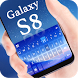 SamSung Galaxy S8 Style Keyboard Theme by Kika Theme Lab