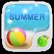 GO Keyboard Summer Time Theme by GO Keyboard Dev Team