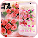 Pink Rose Love Theme by fancy themes
