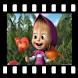 colección de videos Masha y el oso by Saubur Tech