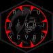 Death Warrior Theme&Emoji Keyboard by Music Emoji Keyboard Theme