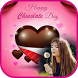 Chocolate Day Photo Frame 2018 by genius bee