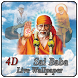 4D Sai Baba Live Wallpaper by Amazing Night Riders