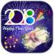 Happy New Year Photo Editor 2018 by My Miracle