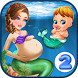 Mermaid Pregnancy Check Up 2 by Aflatoon Games