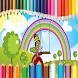 Coloring Queen by neomas10
