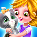Kitty & Puppy : Love Story by My GameTown™