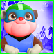 Paw puppy dog world adventure by learning game kids