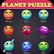 Planet Puzzle Logic Game by Fun Kidz Games