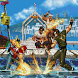 Final Kungfu in the street by assaultstudiogame