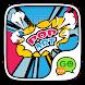 (FREE) GO SMS POP ART THEME by ZT.art