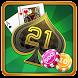 Black Jack Free Game - 21 by Leopard V7