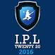 IPL 2016 Schedule & Live Score by Webappniche