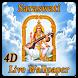 4D Saraswati Live Wallpaper by Amazing Night Riders