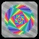 Rekt - Trippy Visualization by Timothy Blumberg